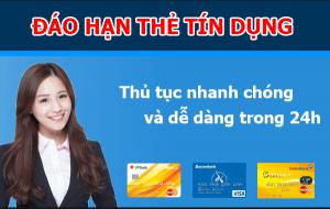 Dichvuthetindung.vn cung cấp dịch vụ đáo hạn thẻ tín dụng tại TpHCM nhanh chóng, an toàn và uy tín