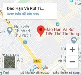 Map Thetindung