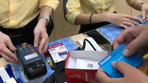 Dịch vụ rút tiền mặt và đáo hạn thẻ tín dụng tại Điện Biên giá rẻ, phí thấp từ 1,6% tại dichvuthetindung.vn