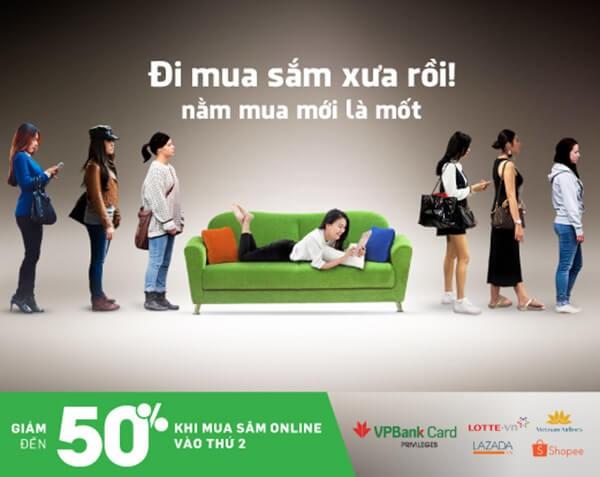 Cách kích hoạt thẻ tín dụng VPBank