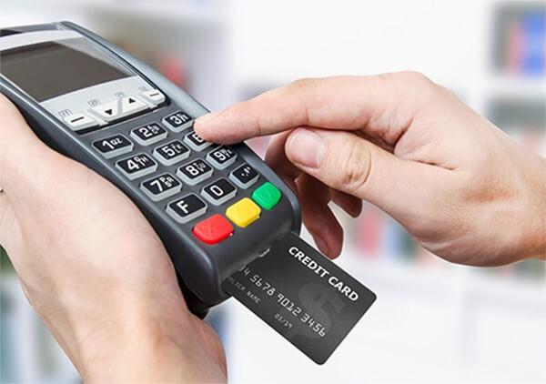 đáo hạn thẻ tín dụng ANZ
