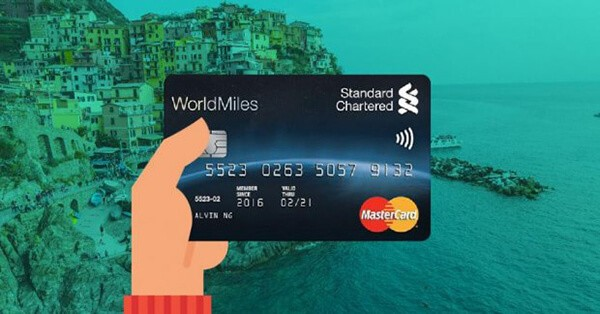 Đáo thẻ tín dụng Standar Chartered tại Hà Nội