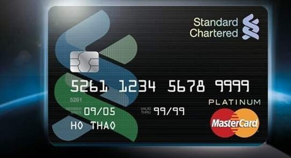 Thẻ tín dụng Standard