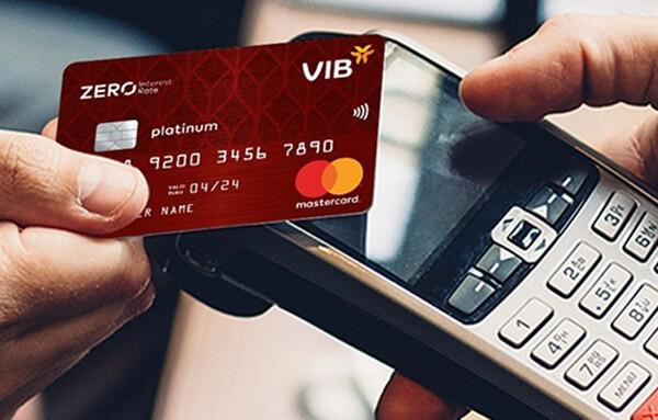 Đáo hạn thẻ tín dụng VIB