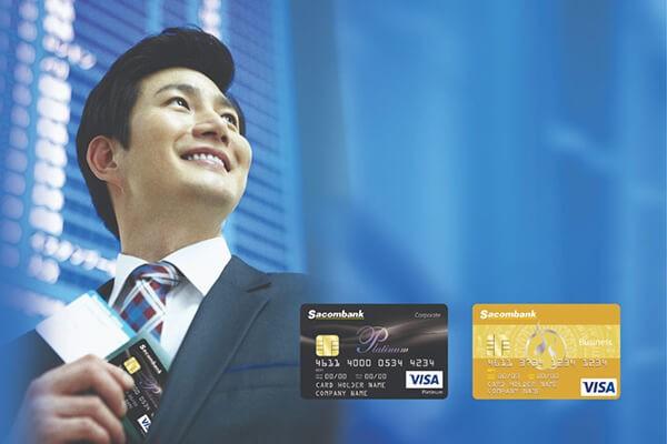 Thẻ tín dụng doanh nghiệp