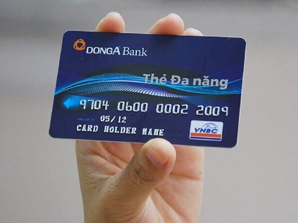 Đáo hạn thẻ tín dụng DongA Bank tại Hà Nội giá rẻ