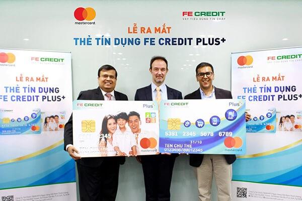 Thẻ tín dụng FE Credit Card