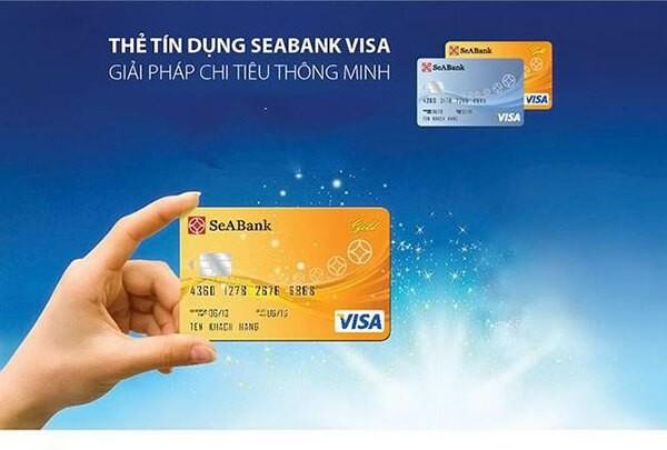 Dịch vụ rút tiền mặt thẻ tín dụng SeABank