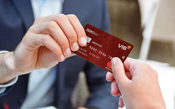 Dịch vụ rút tiền mặt thẻ tín dụng VIB giá rẻ tại Hà Nội