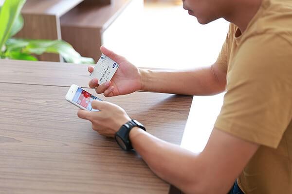 Rút tiền thẻ tín dụng Shinhanbank giá rẻ tại nhà