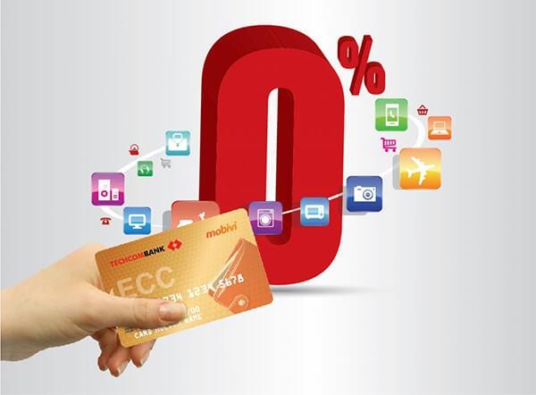 Lợi ích và ưu đãi của thẻ tín dụng Techcombank