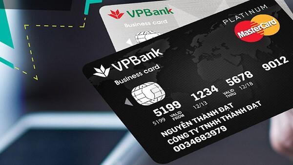 Thẻ tín dụng VPBank
